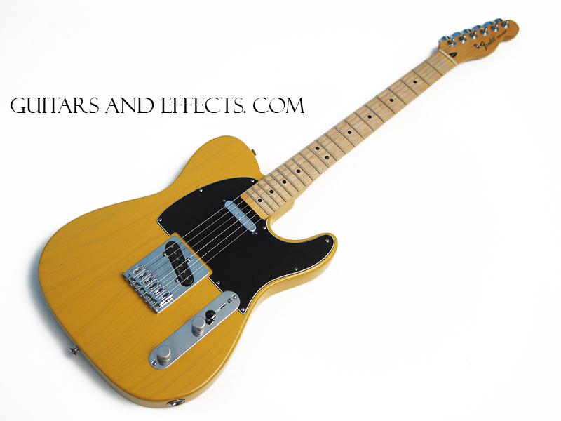 Fender telecaster vintage noiseless