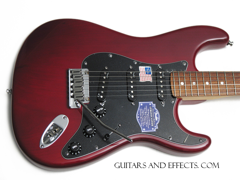 Red red wine guitar
