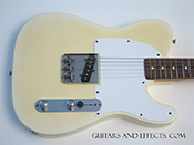 fender custom shop hb telecaster relic