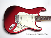 usa candy apple red 62 avri stratocaster
