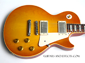 gibson 1960 gc r60 custom shop les paul