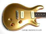 paul reed smith mccarty gold top p90 soapbar