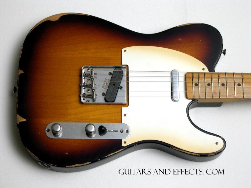 nitrocellulose guitar finish