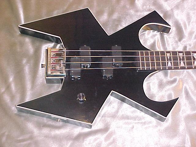 bc rich widow bass